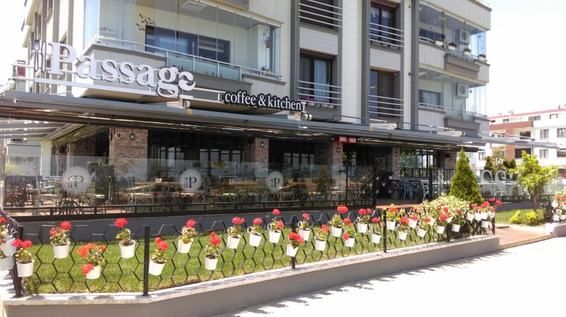 Passage Cafe Atakent